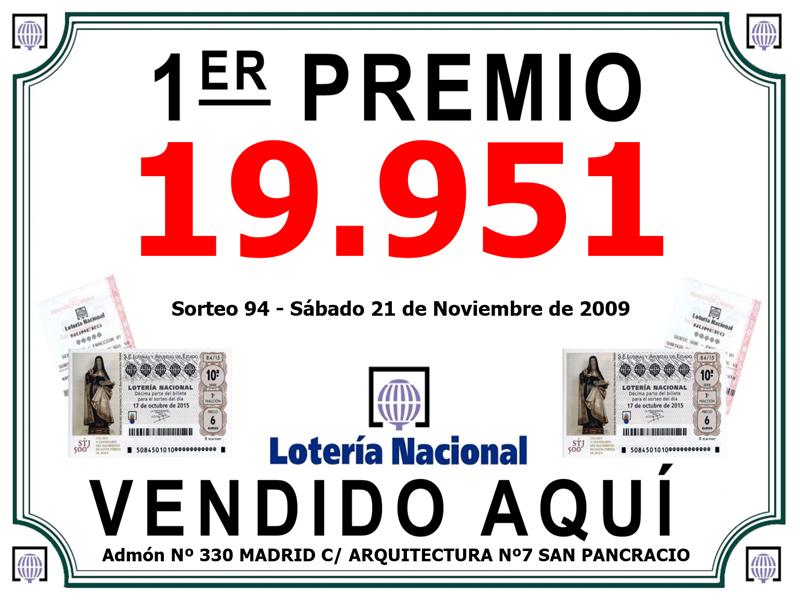 premio-loteria-nacional-21-11-2009