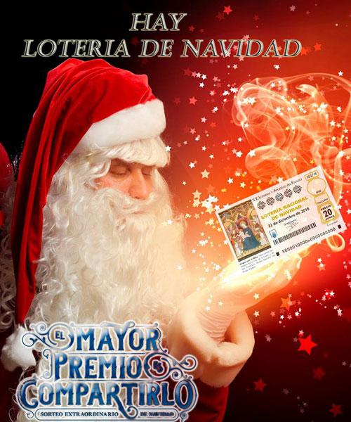 Loteria Navidad San Pancracio